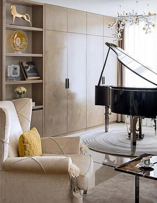 豪华型大户型装修布艺沙发图片