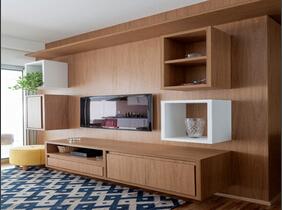 90平三居室装修 宁静感十足的空间设计