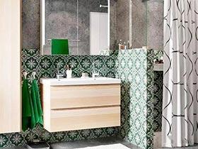 别忽略的细节  10个卫生间洗手台设计图片