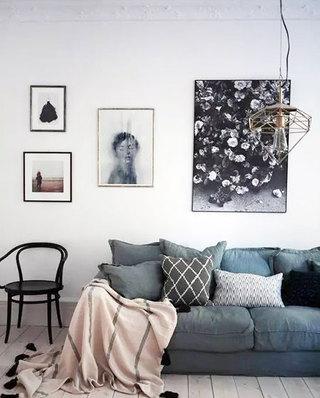 时尚客厅吊灯设计效果图