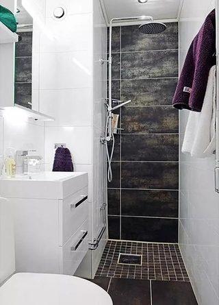 小户型卫生间设计图片