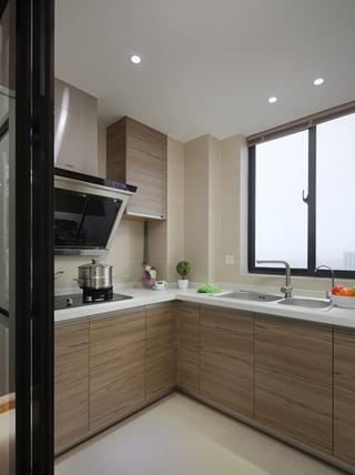 时尚风格装修厨房设计图片