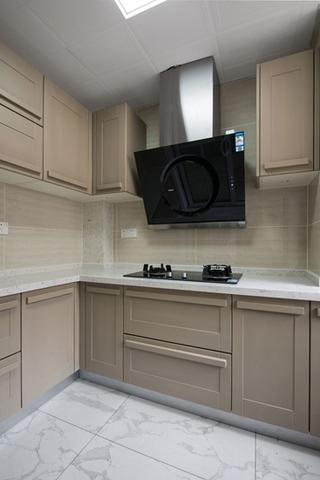 85平宜家小两居装修厨房装潢装修