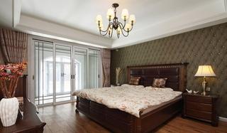 踏踏实实的幸福 低调的简欧风格装修简欧风卧室效果图