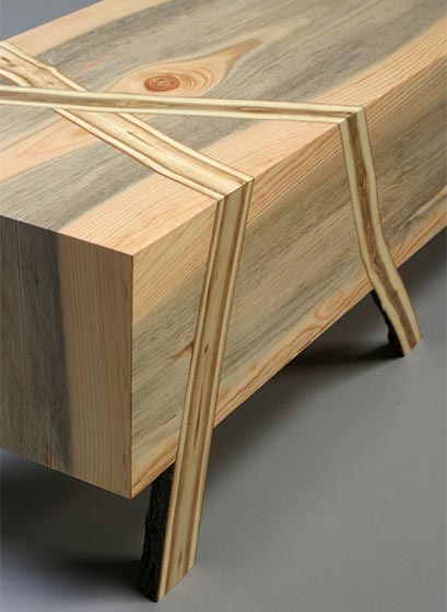 DIY木制家具设计平面图
