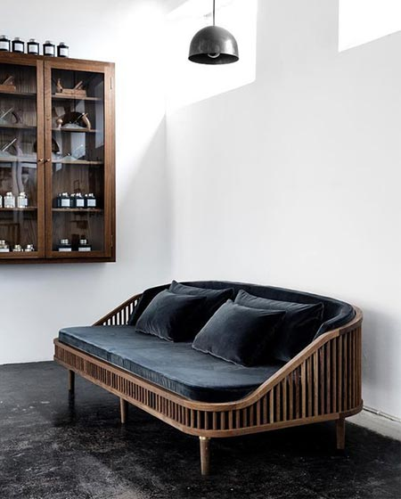 DIY木制家具装修效果图