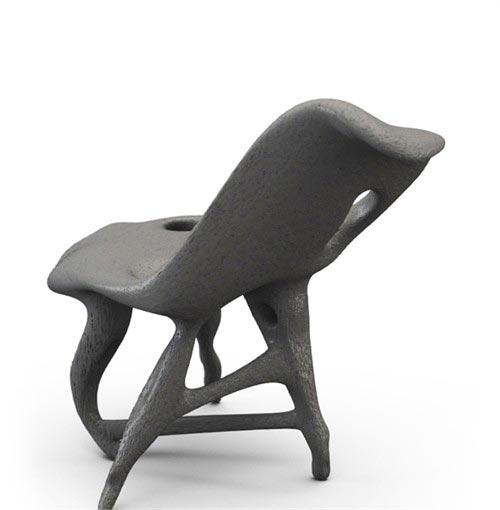 创意椅子设计平面图