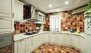 东南亚风格装修 让家更有味道厨房设计