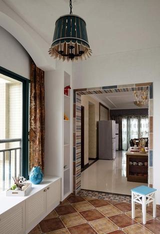 东南亚风格装修 让家更有味道过道设计