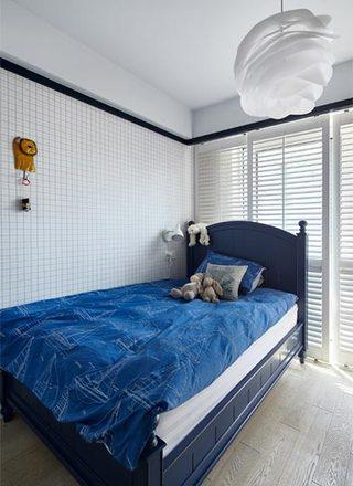 150㎡美式乡村卧室图片