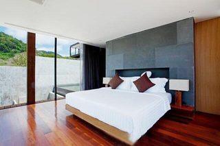 简约风卧室床设计图
