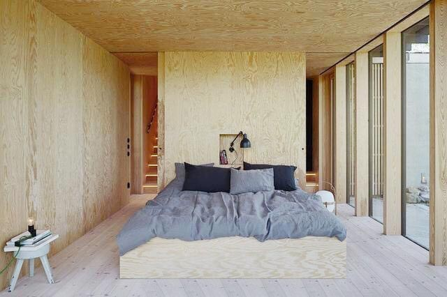 简约风卧室装修欣赏图