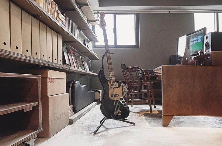 让人喜爱的工业风格装修 水泥也能表现美感书房效果图