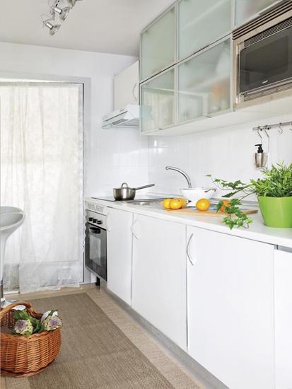 森系小清新 让简约风格装修更美妙厨房效果图