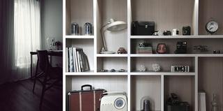 舒适的大户型装修 不要豪华要实用收纳柜设计