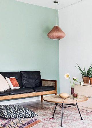 色彩搭配客厅设计平面图