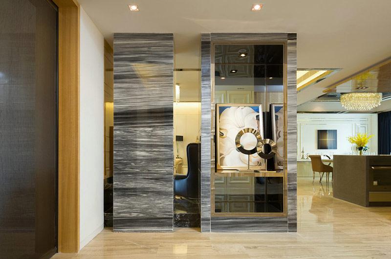 260平现代简约风格样板房装修