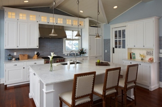 精致的田园风格装修最新厨房设计