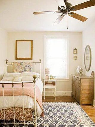 甜美卧室设计图片大全