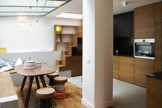 小户型loft风格装修客厅装修图片