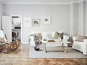 北欧风格公寓装修设计 打造个性温馨空间