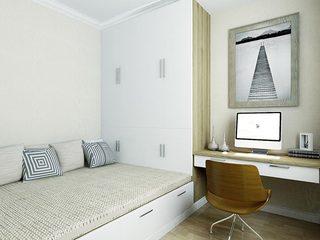 卧室榻榻米设计布置图片