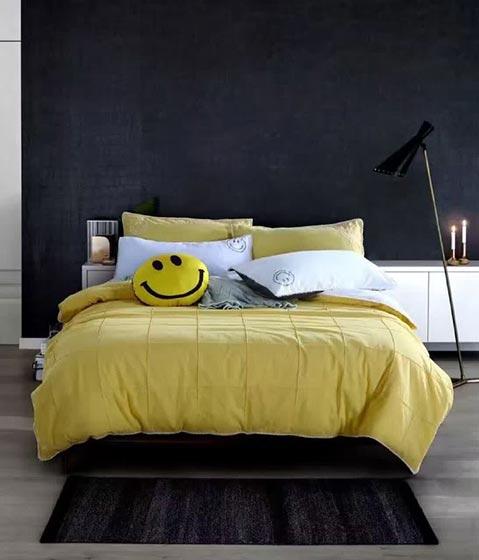可爱系卧室设计装修图