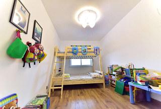 169平北欧三居室儿童房效果图装修