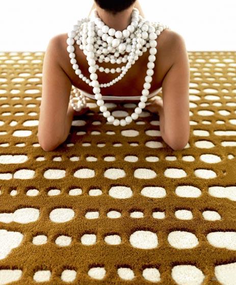地毯搭配装修装饰效果图