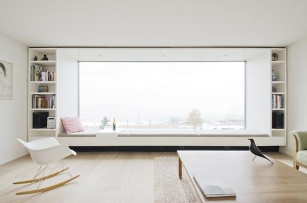 窗户设计,窗边