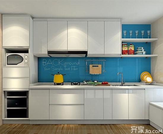 造就完美厨房 橱柜设计的小细节