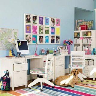 家庭书房设计装修效果图