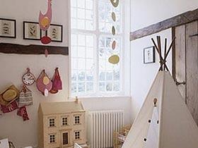 唯美浪漫欧式儿童房实景图