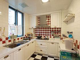 小眼界大能力  10个小户型厨房效果图