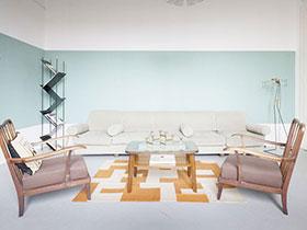 瑞典复式公寓设计 清新明亮北欧风