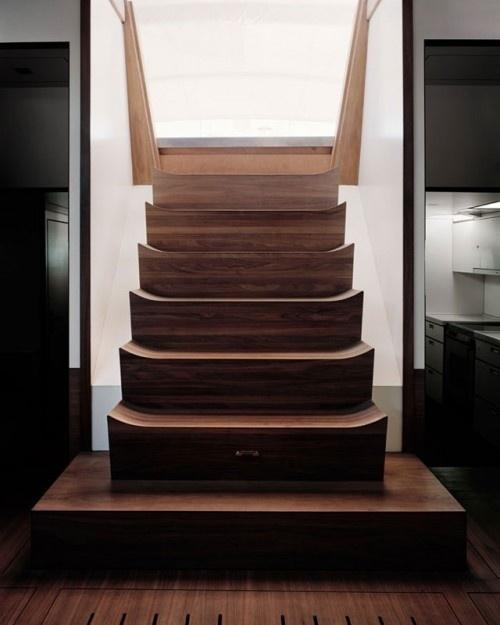 创意楼梯装修装饰效果图