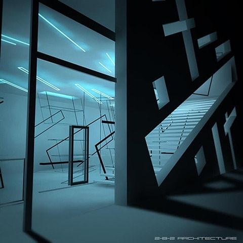 创意楼梯设计图片大全