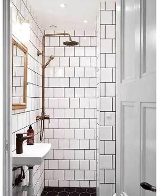 迷你卫生间设计实景图