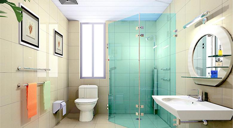 卫生间隔断常用材料有哪些 要做哪些施工准备