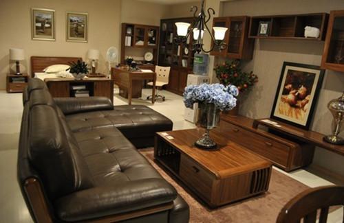 沙发茶几电视柜套装品牌及选购