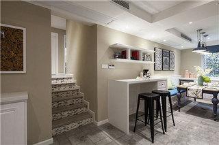 90㎡现代两居室楼梯图片