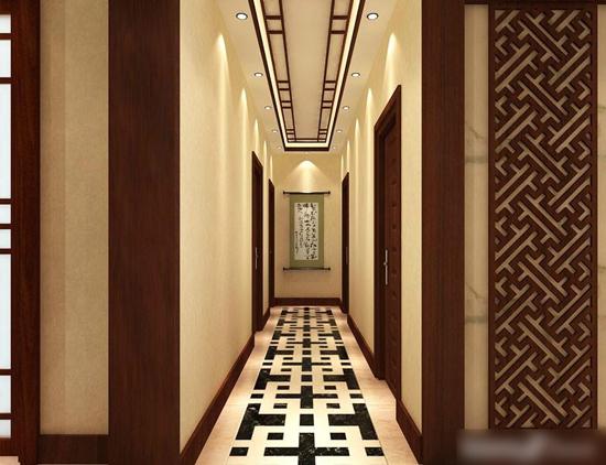 走廊风水布局