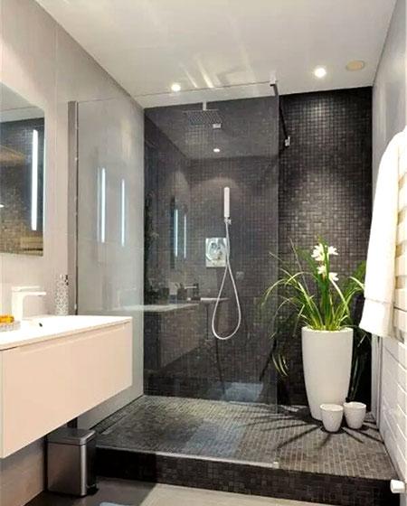 淋浴房装修设计图片