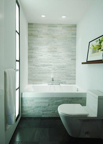 简约浴室装修装饰效果图