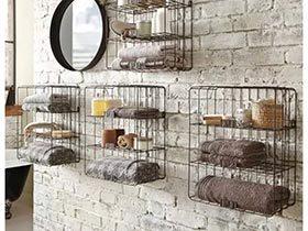 废物新生活  10个杂物背景墙设计图