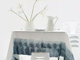 10个素雅餐厅桌布效果图 打造舒适用餐氛围