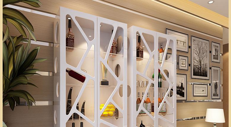 如何设计客厅隔断 客厅隔断设计风水