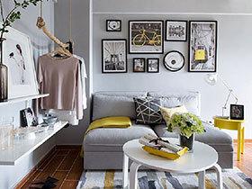 21平超小户型单身公寓装修 蜗居也要精致