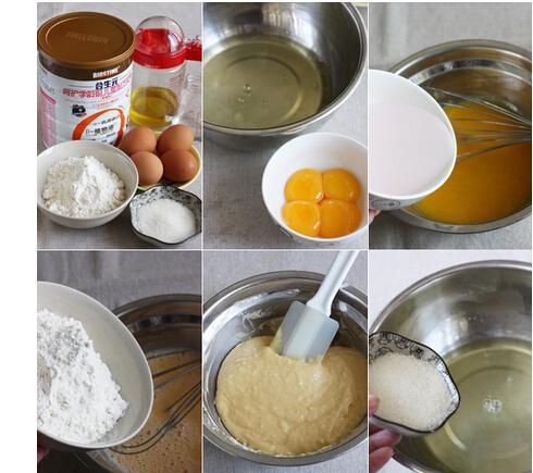 脆皮蛋糕的做法烤箱新手做_做蛋糕的材料-做蛋糕需要什么材料?