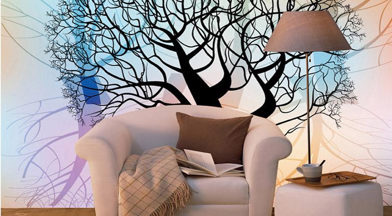 沙發背景墻裝飾畫的禁忌 書房掛什么字畫好